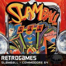 Slamball C64